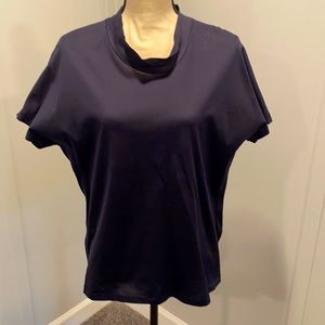 """Reiss Midnight Blue """"Florence"""" Top"""